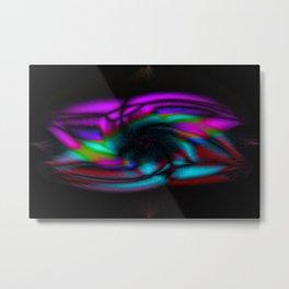 Quad magicae oculus Metal Print