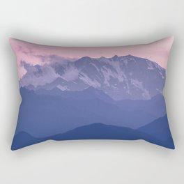 Monte Rosa Rectangular Pillow