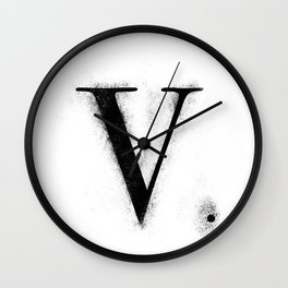 V. - Distressed Initial Wall Clock