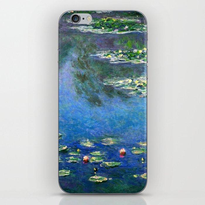 Monet Waterlilies iPhone Skin