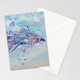 Journeying Spirit (Shark) Stationery Cards