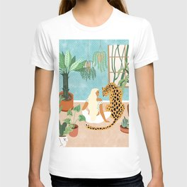 Urban Jungle #illustration #botanical T-shirt