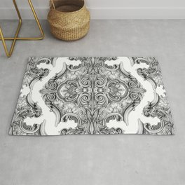 Architectural pattern Rug