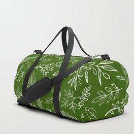 Emerald Forest Duffle Bag
