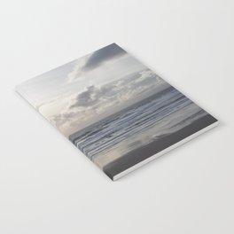 Silver Scene Notebook