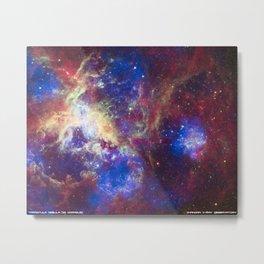 393. A New View of the Tarantula Nebula Metal Print