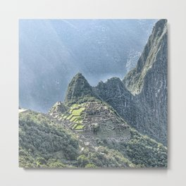 The Lost City of The Incas Metal Print