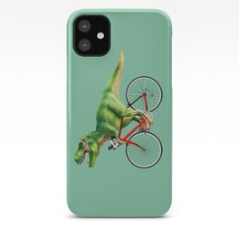 T-REX BIKE iPhone Case