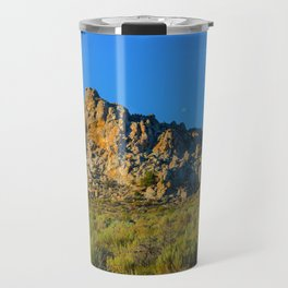 Carson City Nevada Landscape Travel Mug