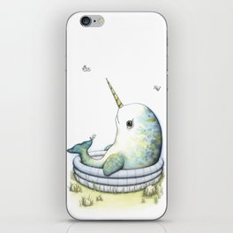 Lazy Summer Day iPhone Skin