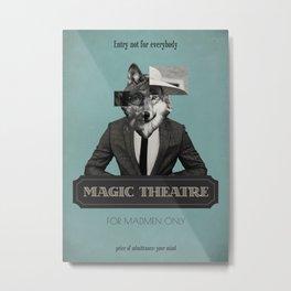 Magic Theatre Metal Print