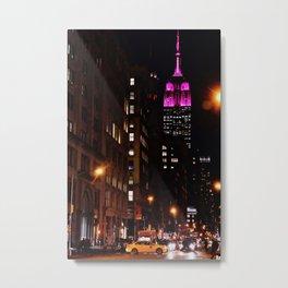Pretty in Pink Metal Print