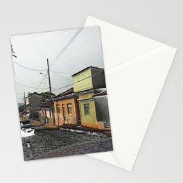 Rua dos Machado Stationery Cards