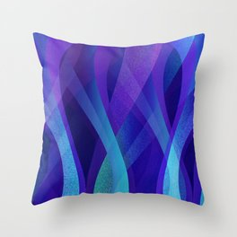 Abstract background G143 Throw Pillow