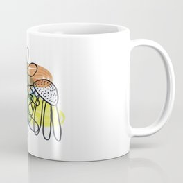Flowers Marker No.: 02. Coffee Mug