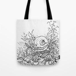 Dead Garden Tote Bag