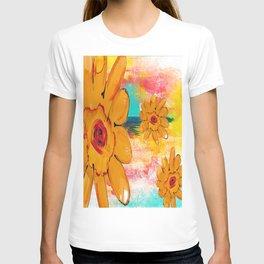 ALTERNATE UNIVERSE FLORAL T-shirt