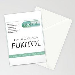 FUKITOL Stationery Cards