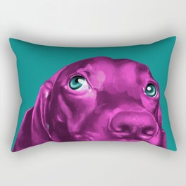 The Dogs: Guy 3 Rectangular Pillow