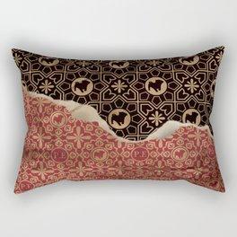 Best Of Both  Rectangular Pillow