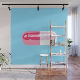 Chill Pill Wall Mural