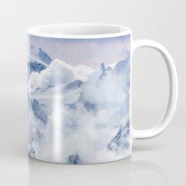 Snowy Mountains and Glaciers Coffee Mug