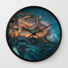 jon bellion glory sound prep tour 2021 desem Wall Clock