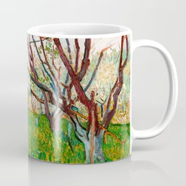 Vincent Van Gogh - The Flowering Orchard Coffee Mug