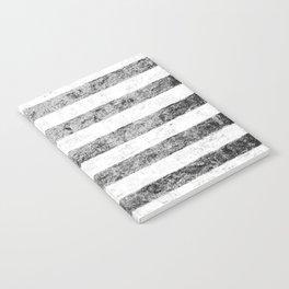 Grunge American Flag Notebook