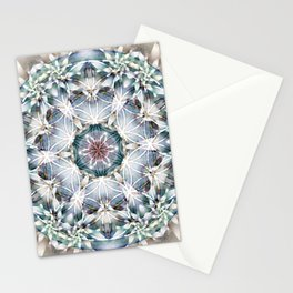 Flower of Life Mandalas 1 Stationery Cards