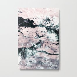 Fissure Canopy 1 Metal Print