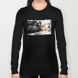 AROUND THE WORLD - TIMES SQUARE Long Sleeve T-shirt