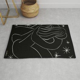 Henri Matisse - Le couple No 2. Emportes jusqu'aux constellations  Rug