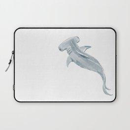 Chubby Hammerhead Shark Laptop Sleeve