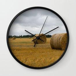 Farming France Wall Clock