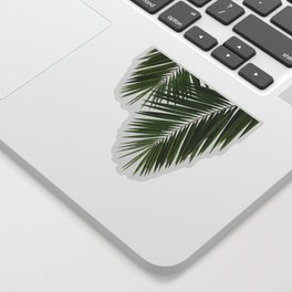Palm Leaf II Sticker