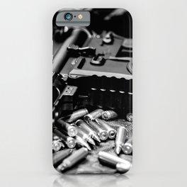 AR-15 Rifle iPhone Case