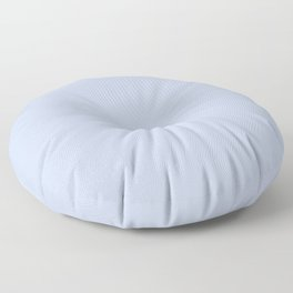 From Crayon Box – Periwinkle Blue - Pastel Blue Solid Color Floor Pillow