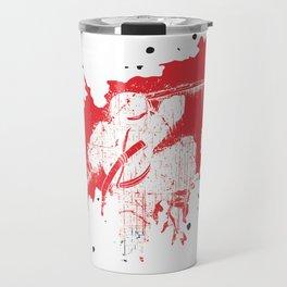 Samurai #13 Travel Mug