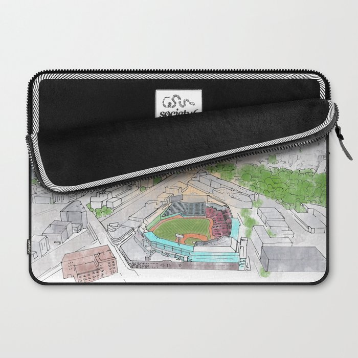 Fenway Park Laptop Sleeve