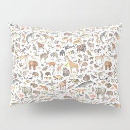 Animal Kingdom Pillow Sham