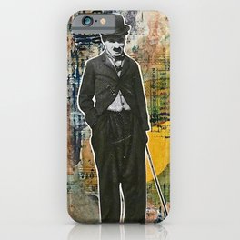 A Day Without Laughter is a Day Wasted iPhone Case
