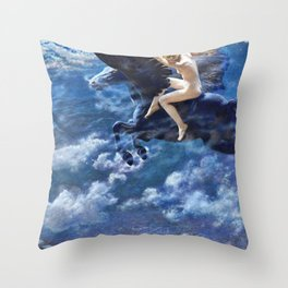 Valkyrie - Digital Remastered Edition Throw Pillow