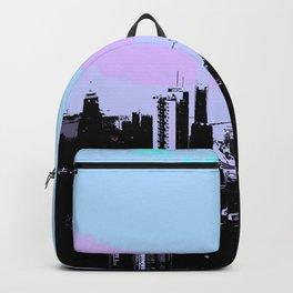 Abstract Hong Kong Backpack