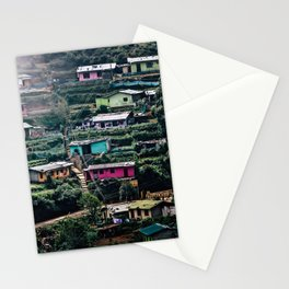 Sri Lankan Town Stationery Cards