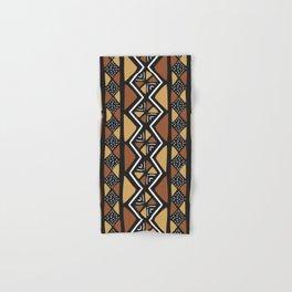 African mud cloth Mali Hand & Bath Towel