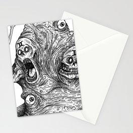 HELL'S ZODIAC - GEMINI Stationery Cards