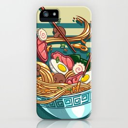 Ramen >< iPhone Case