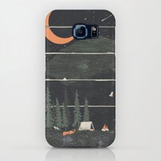 Wish I Was Camping... Galaxy S8 Slim Case