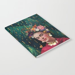 Frida Kahlo :: World Women's Day Notebook